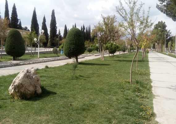 پارک توحید بیرجند