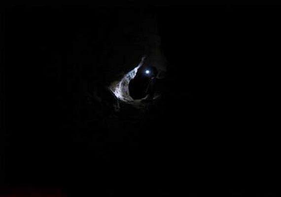 غار خاگینه نماد زیبایی در دل کوه