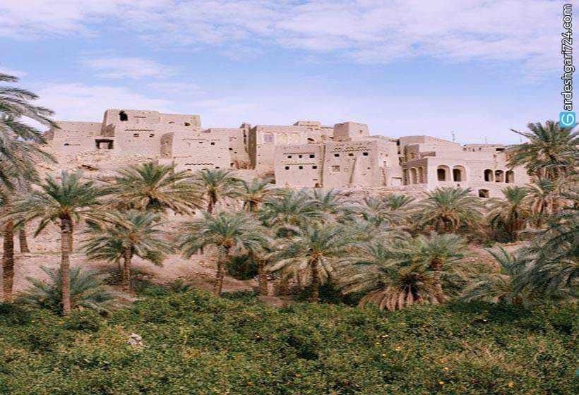 اقامتگاه بومگردی نایبند، ماسوله کویر ایران