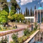 آرامگاه سعدی (سعدیه) کجاست