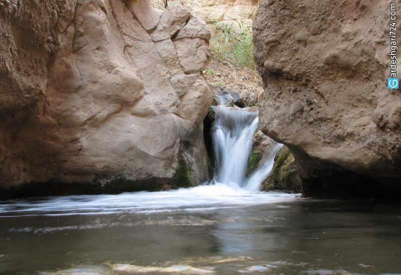 منطقه ییلاقی خلجستان، بهشت زیبای کویر قم