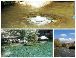 چشمه آب معدنی کوه زنبیل ارومیه