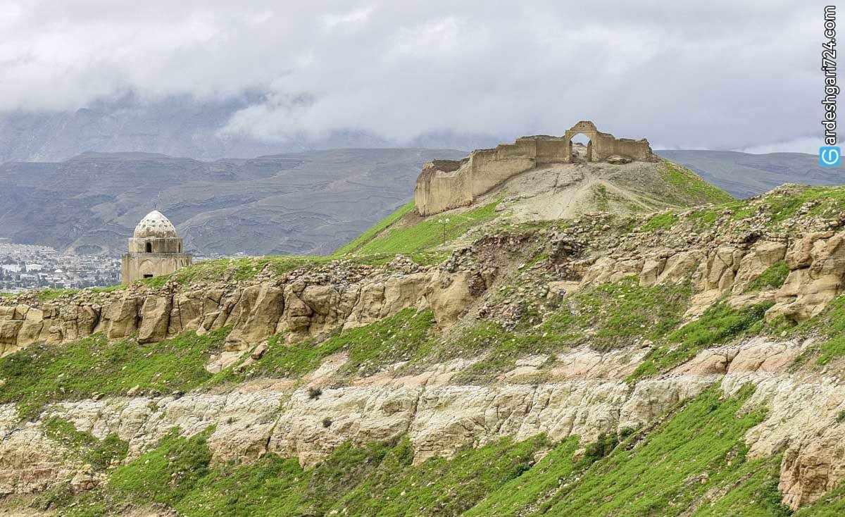 قلعه اژدها پیکر