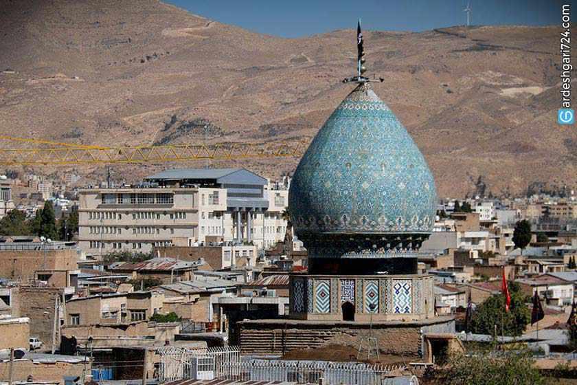 آرامگاه سید تاج الدین غریب