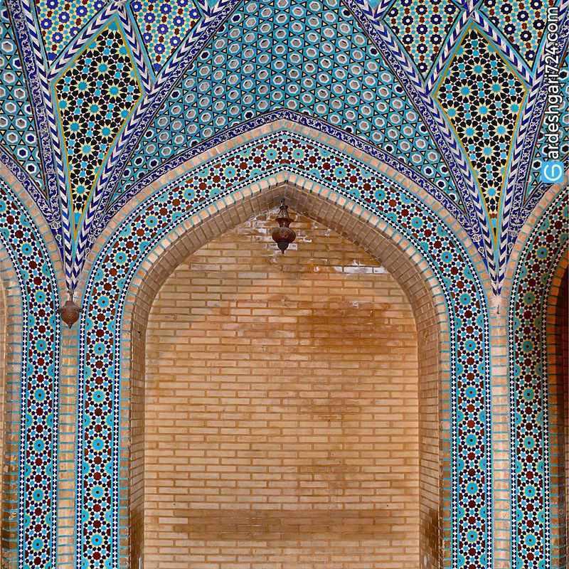 آرامگاه سعدی