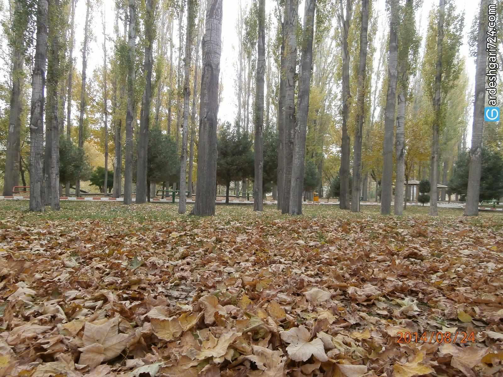 پارک ملت (باغ میکائیلی) مهاباد