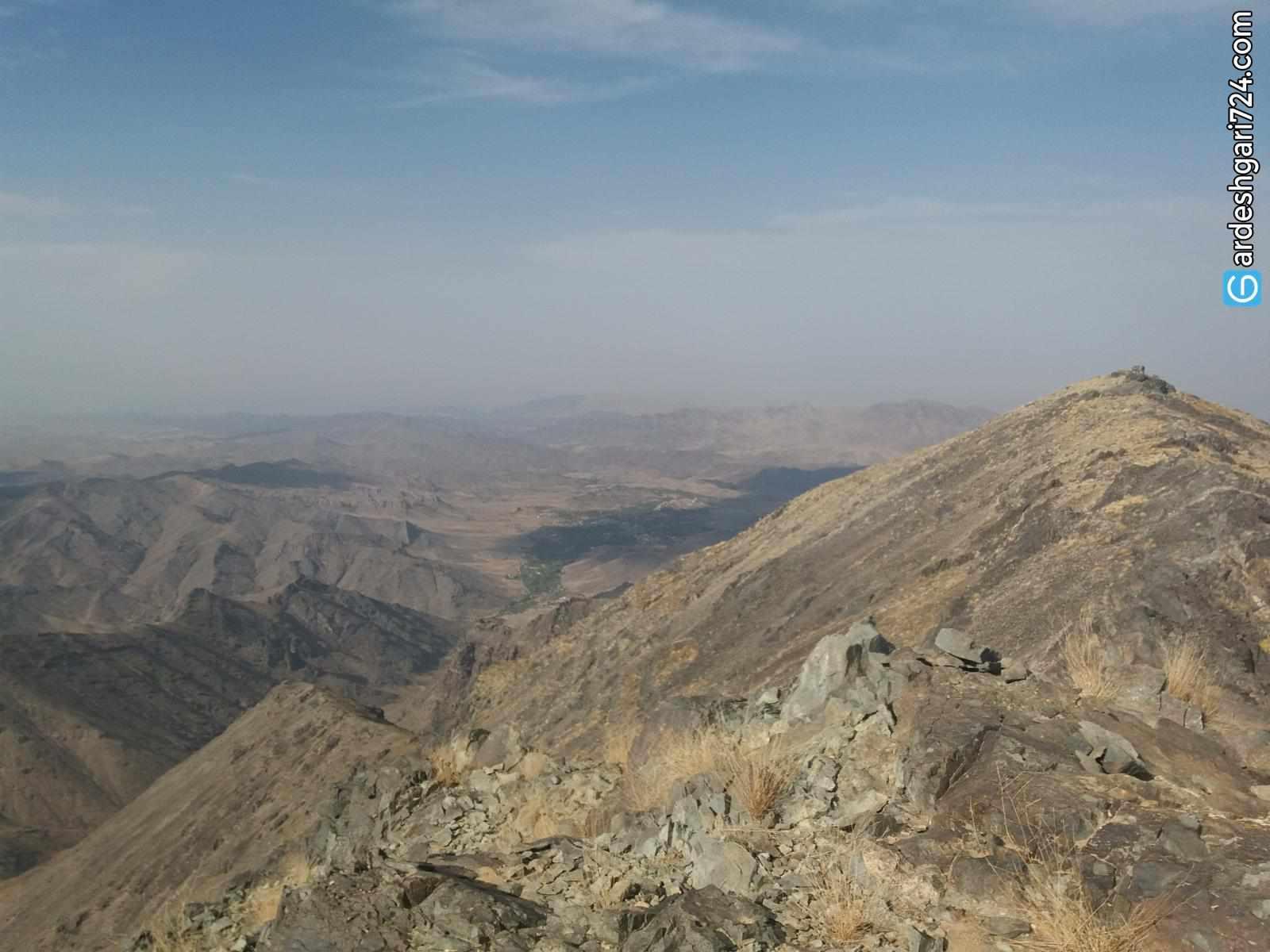 کوه الوند، طبیعت بکر وشنوه