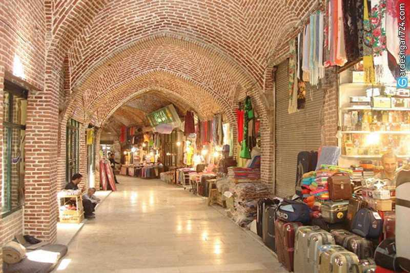 بازار تاریخی خوی