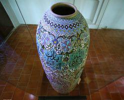 موزه هنرهای سنتی، گوشه ای از هنرمندی هنرمندان ایرانی