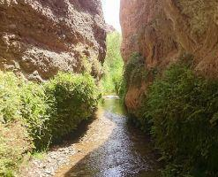 دره قاهان، سرزمینی چهار فصل