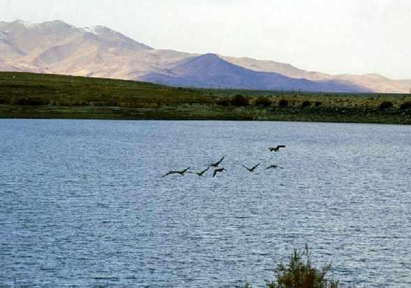 دریاچه قوپی باباعلی