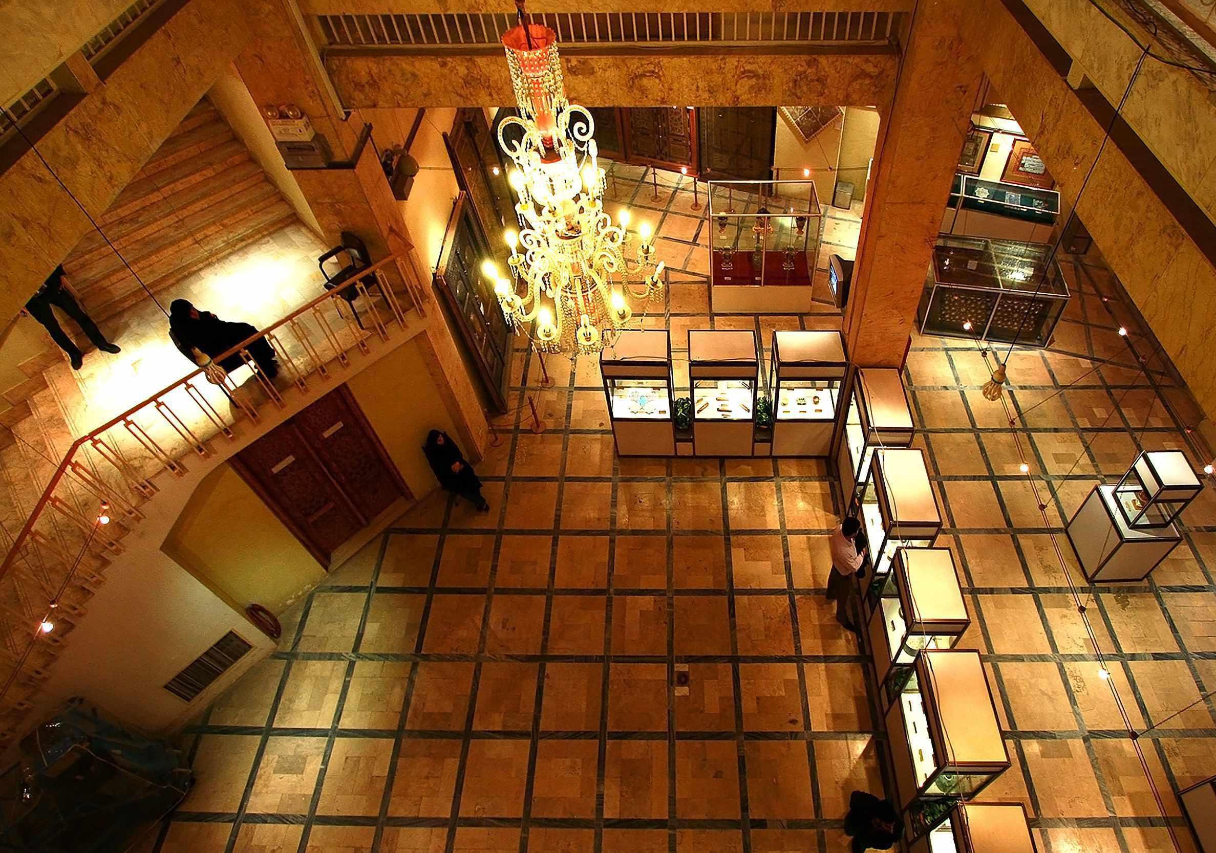 موزه آستانه مقدسه، یکی از ذخایر ارزشمند تاریخی و هنری