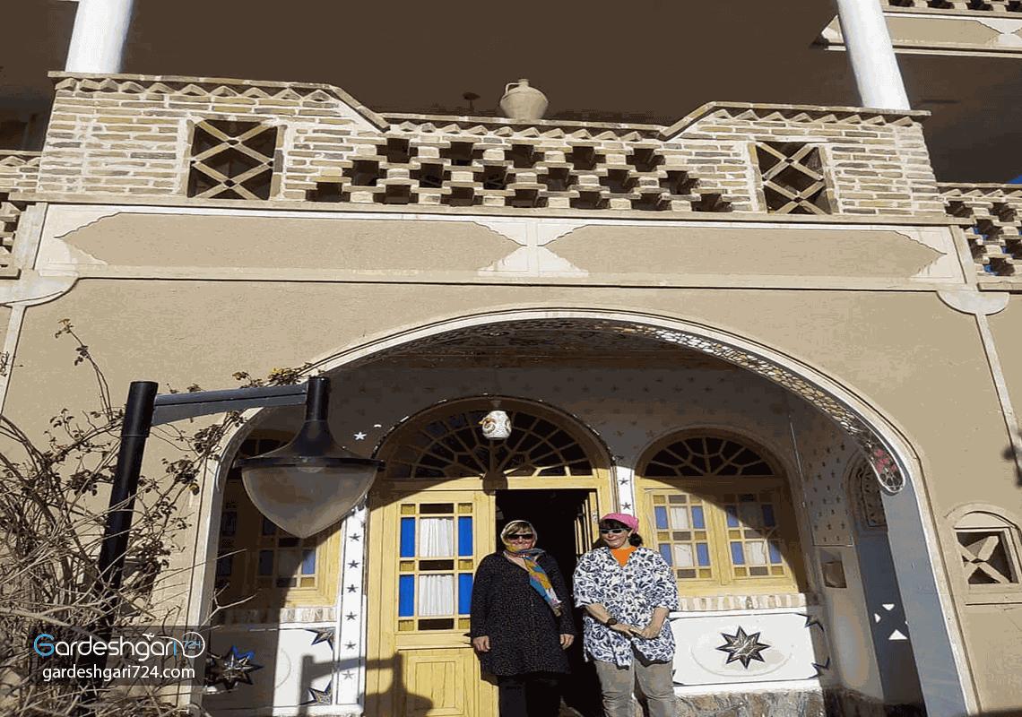 اقامتگاه بومگری شریفی