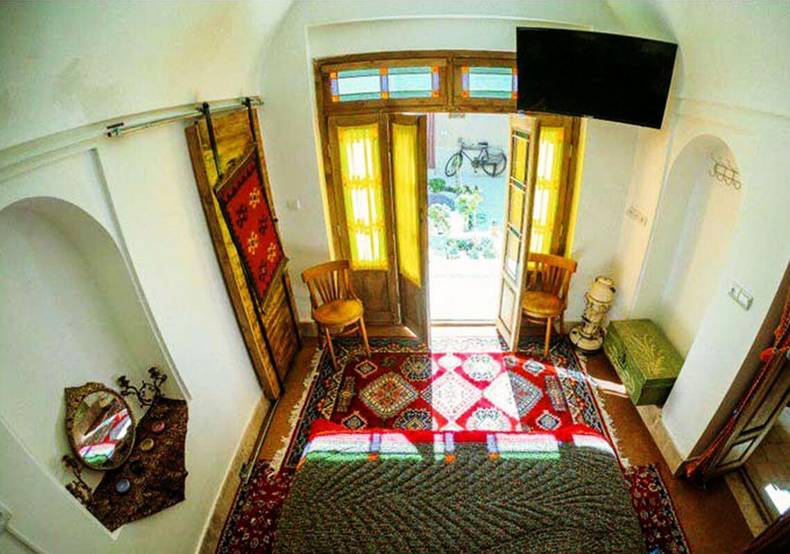 اقامتگاه سنتی پسین یزد