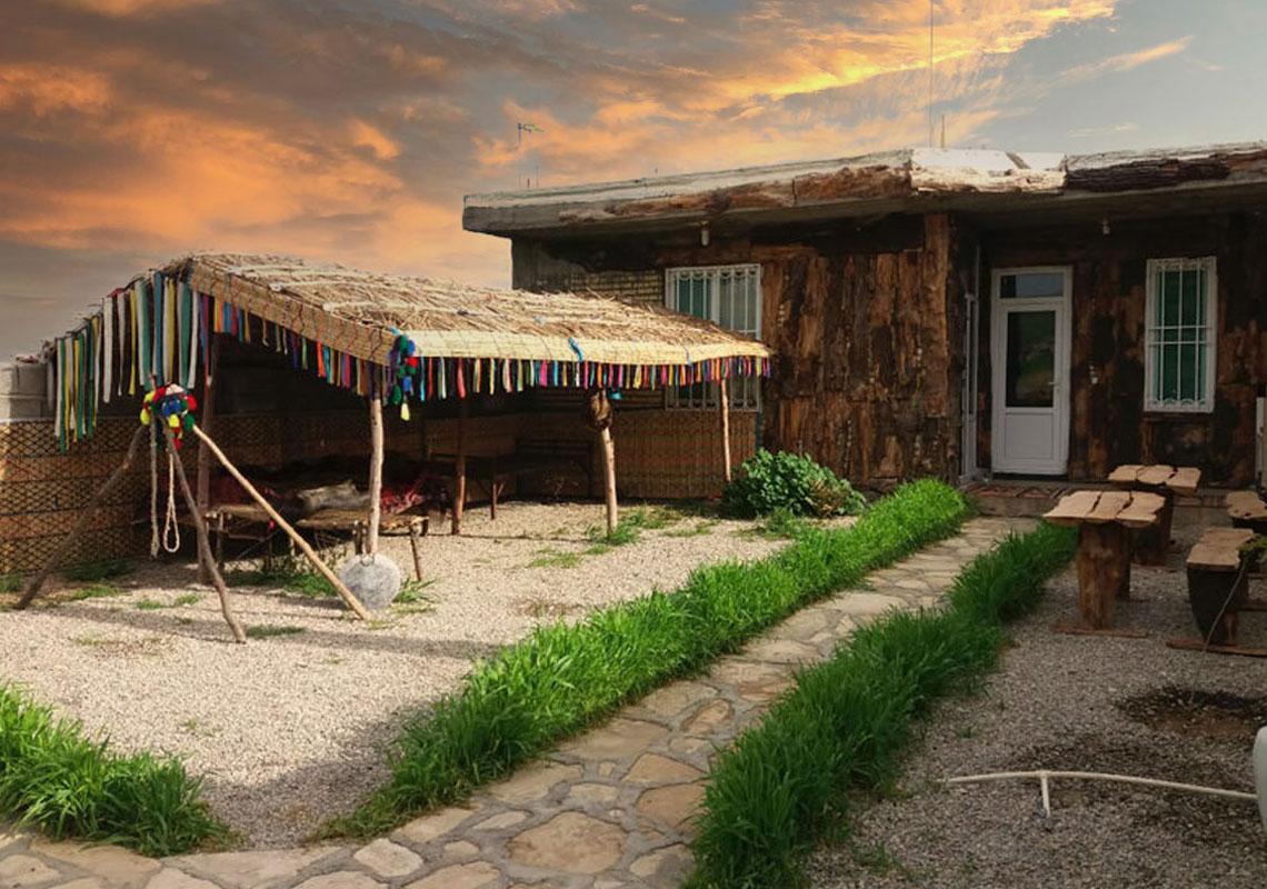 اقامتگاه بومگردی کبیرکوه ایلام