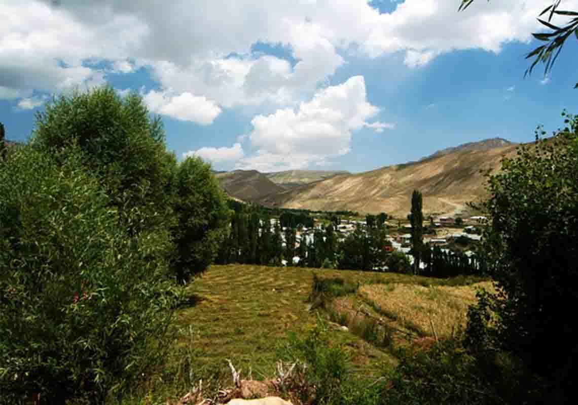 اقامتگاه بومگردی لزور یکی از دنج ترین اقامتگاه های ایران