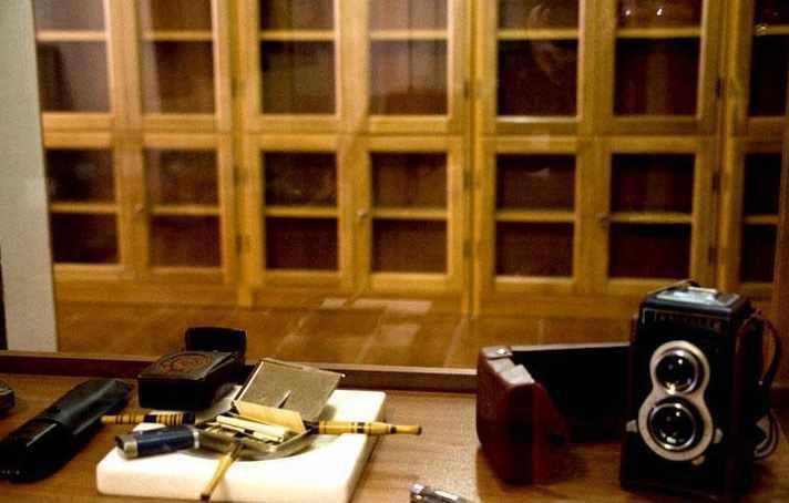 خانه موزه استاد هیمن، موزه مفاخر فرهنگی هنری مهاباد