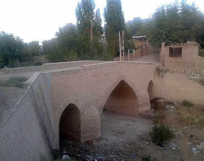 پل طینوج، اثر ملی ایران