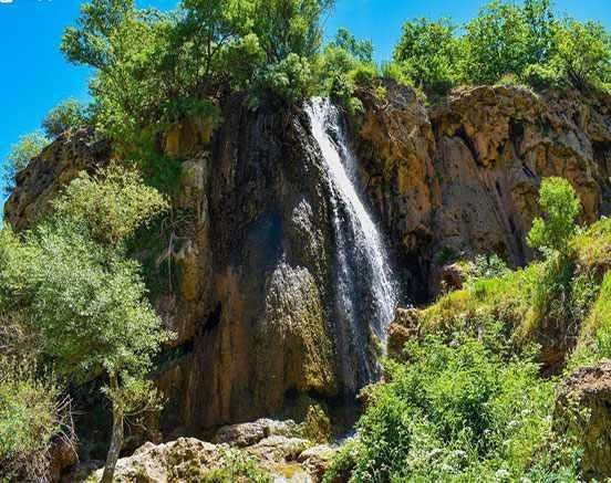 آبشار اوزان