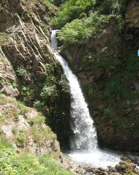 آبشار خرپاپ