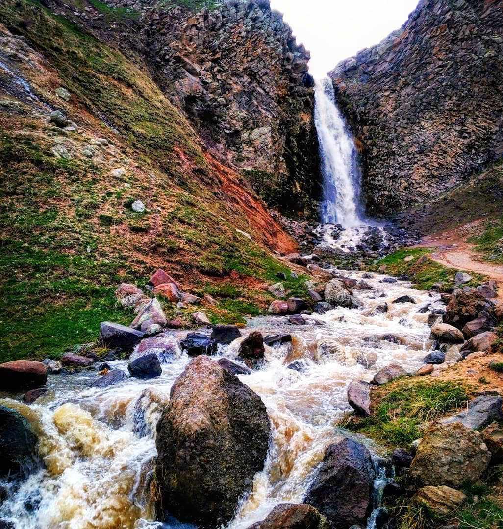 آبشار سردابه
