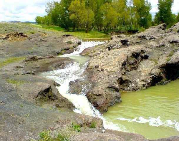 روستای شریف بیگلو
