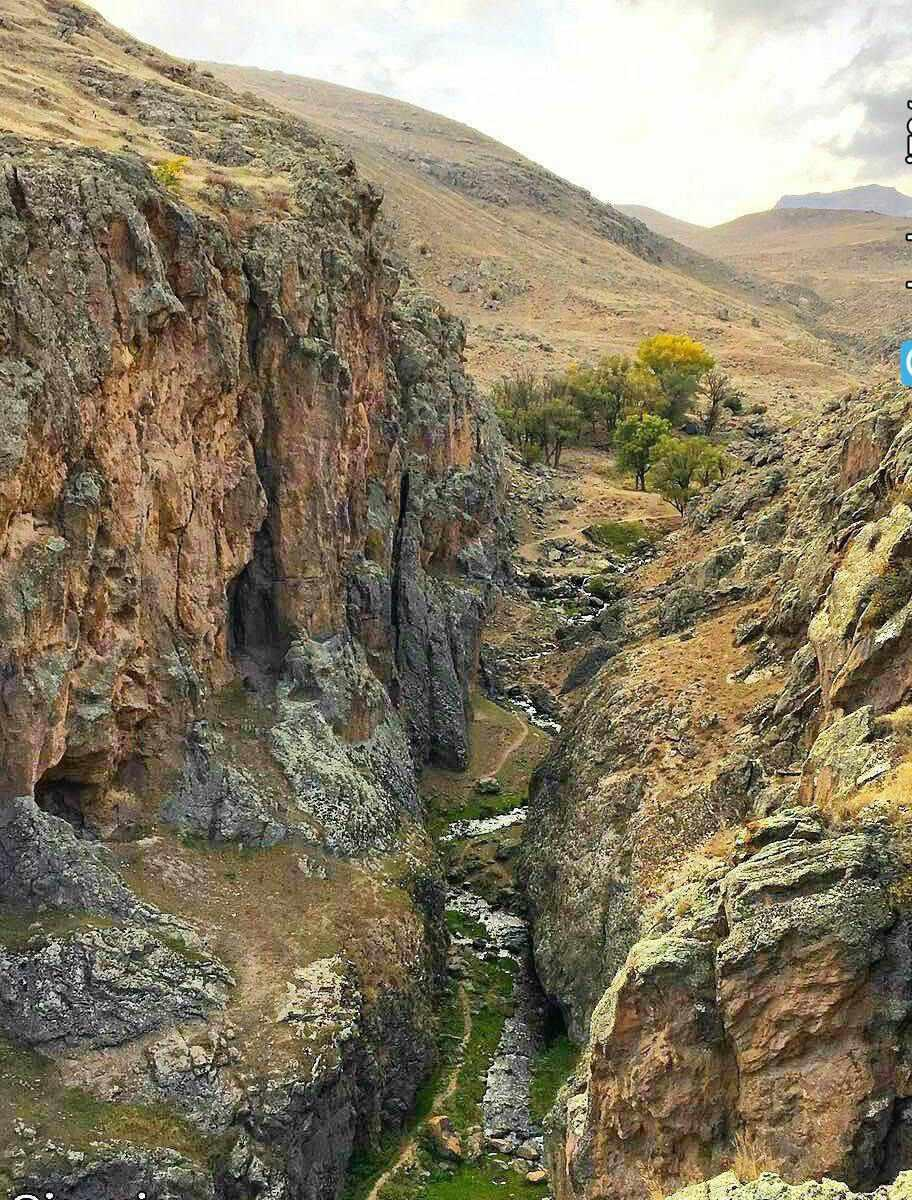آبشار ورگه سران