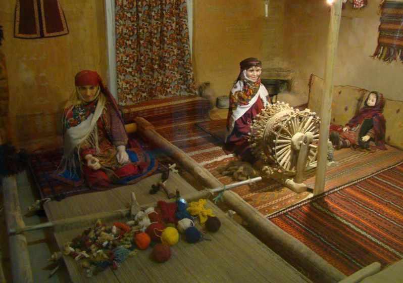 موزه مردم شناسی اردبیل