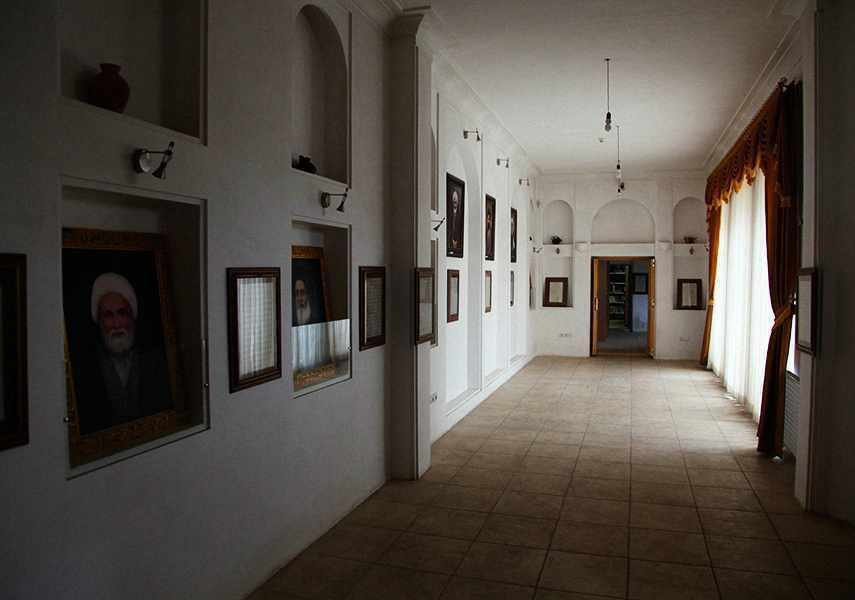 موزه مفاخر دینی اردبیل