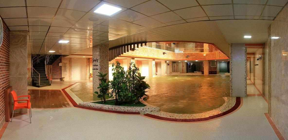 چشمه آب معدنی پهنلو سرعین