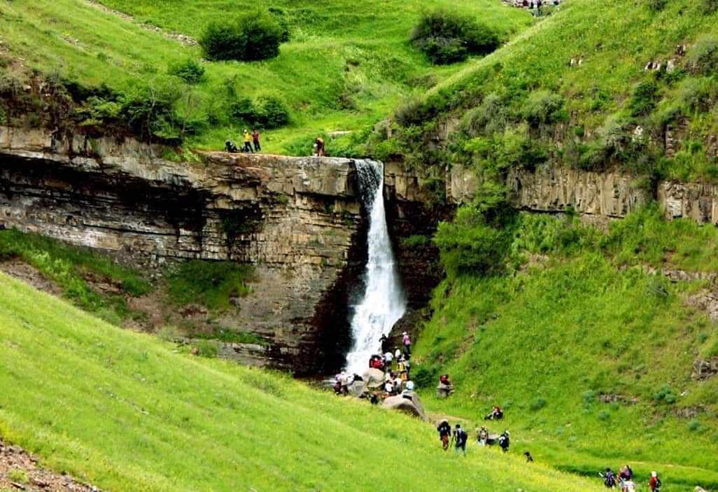 آبشار قوزلو