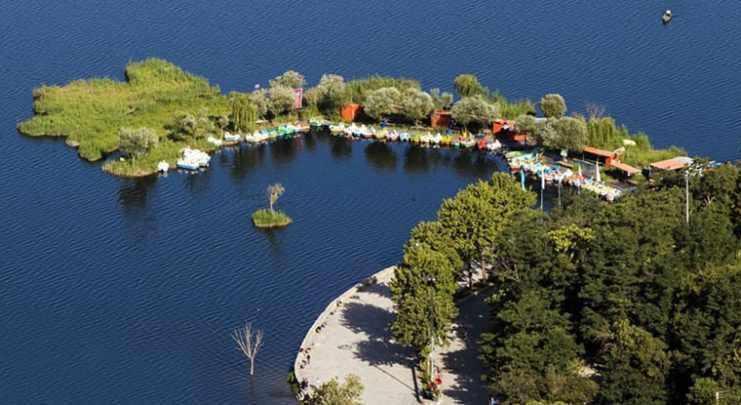 دریاچه زریوار | گردشگری 724