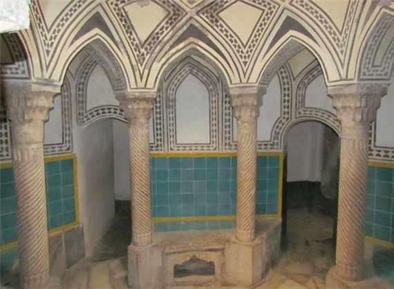 حمام عمارت آصف