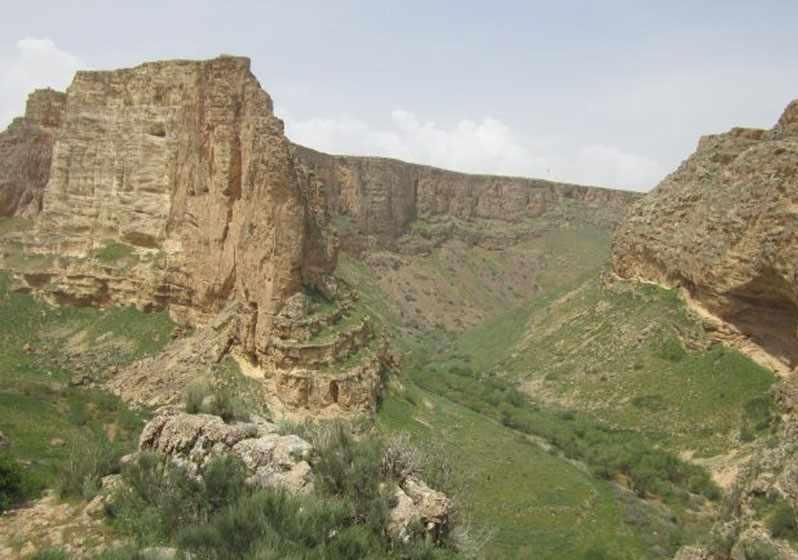 قلعه تاریخی قمچقای بیجار