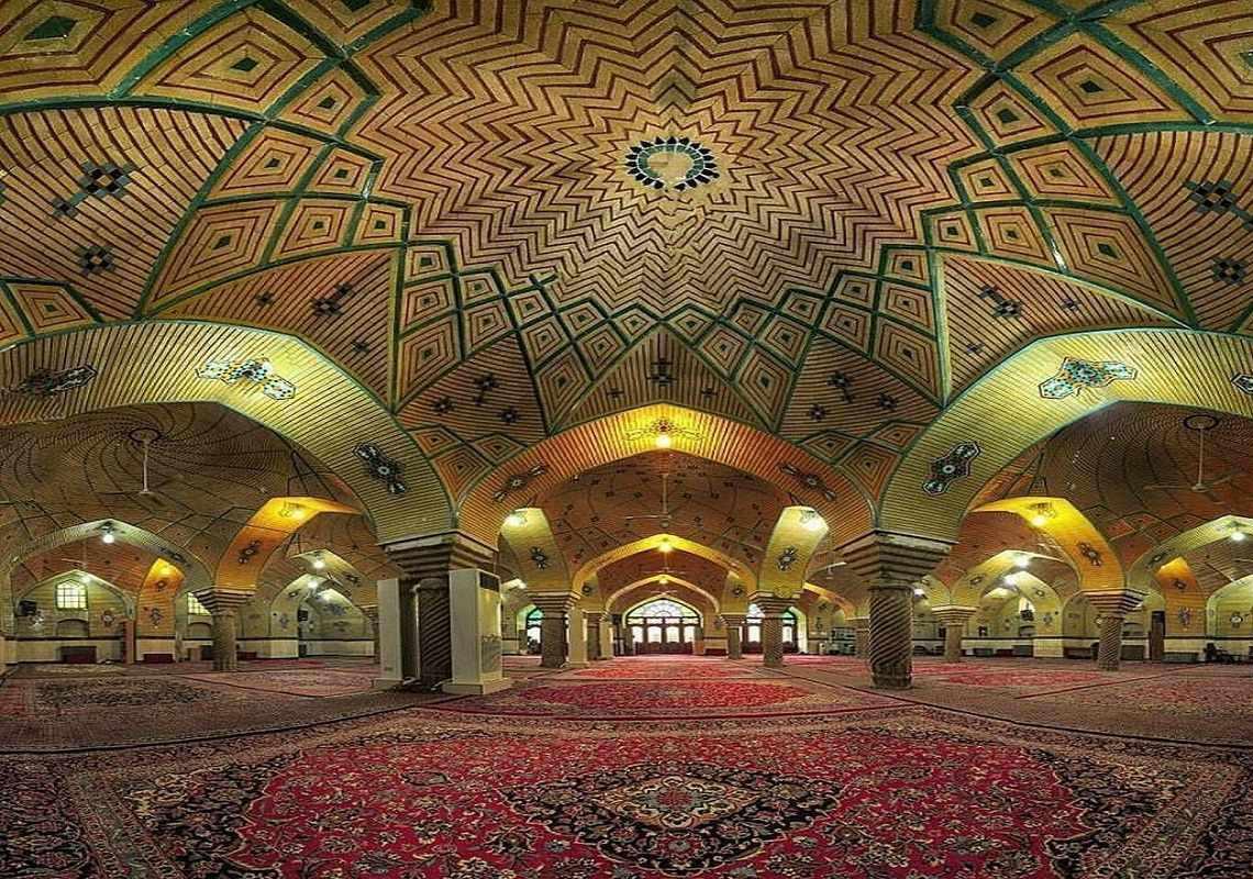 مسجد حاج شهبازخان کلهر