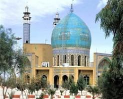 مقبره ی احمد بن اسحاق اشعری قمی