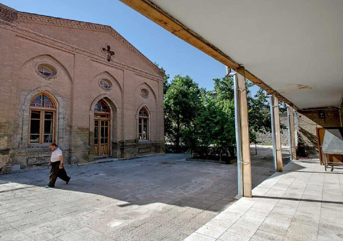کلیسای ارامنه
