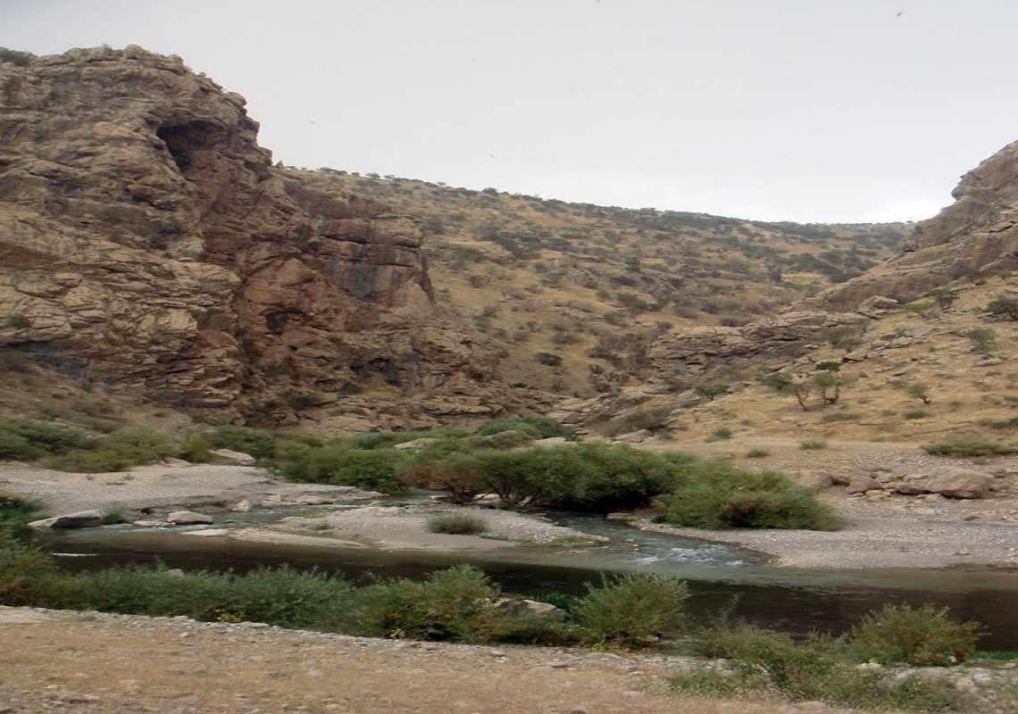 رودخانه سیمره کجاست