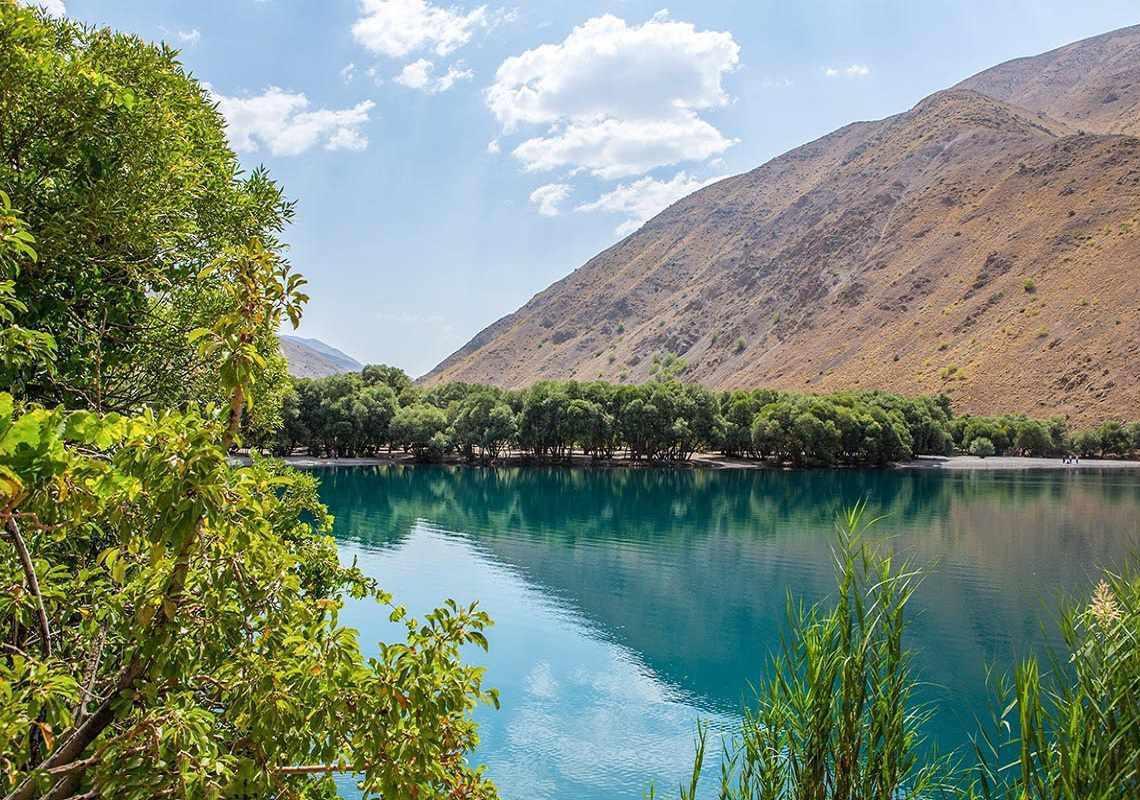 دریاچه گهر