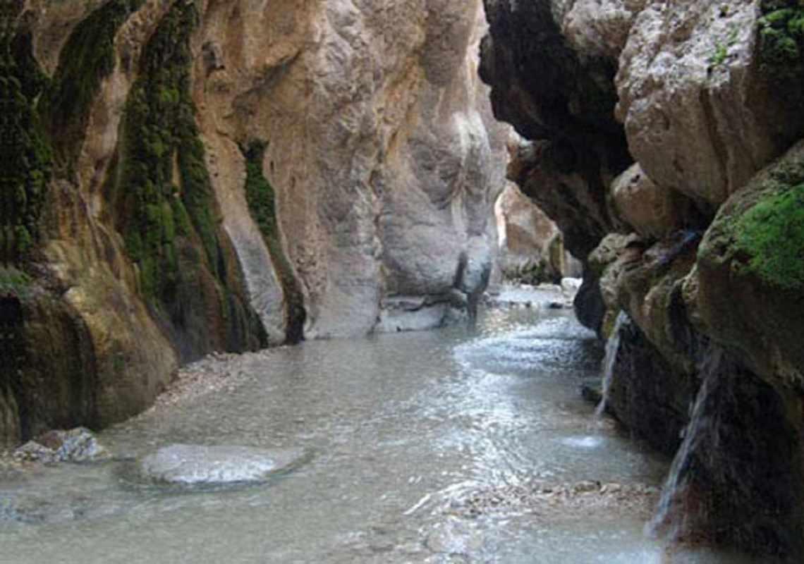 آبگرم معدنی مرتضی علی