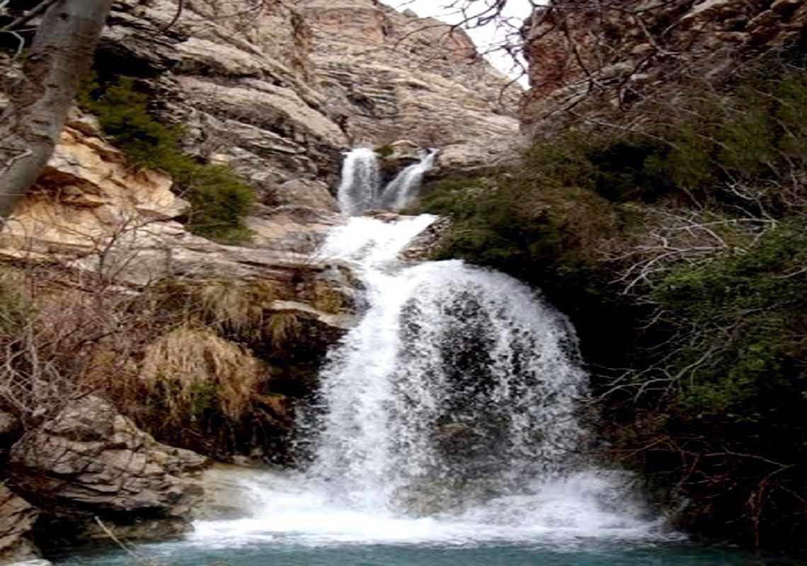 آبشار باباروزبهان