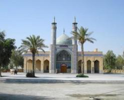 امامزاده سید حسن مهران
