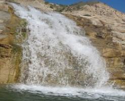 آبشار  دهلران، آبشار هفت گانه جذاب ایلام