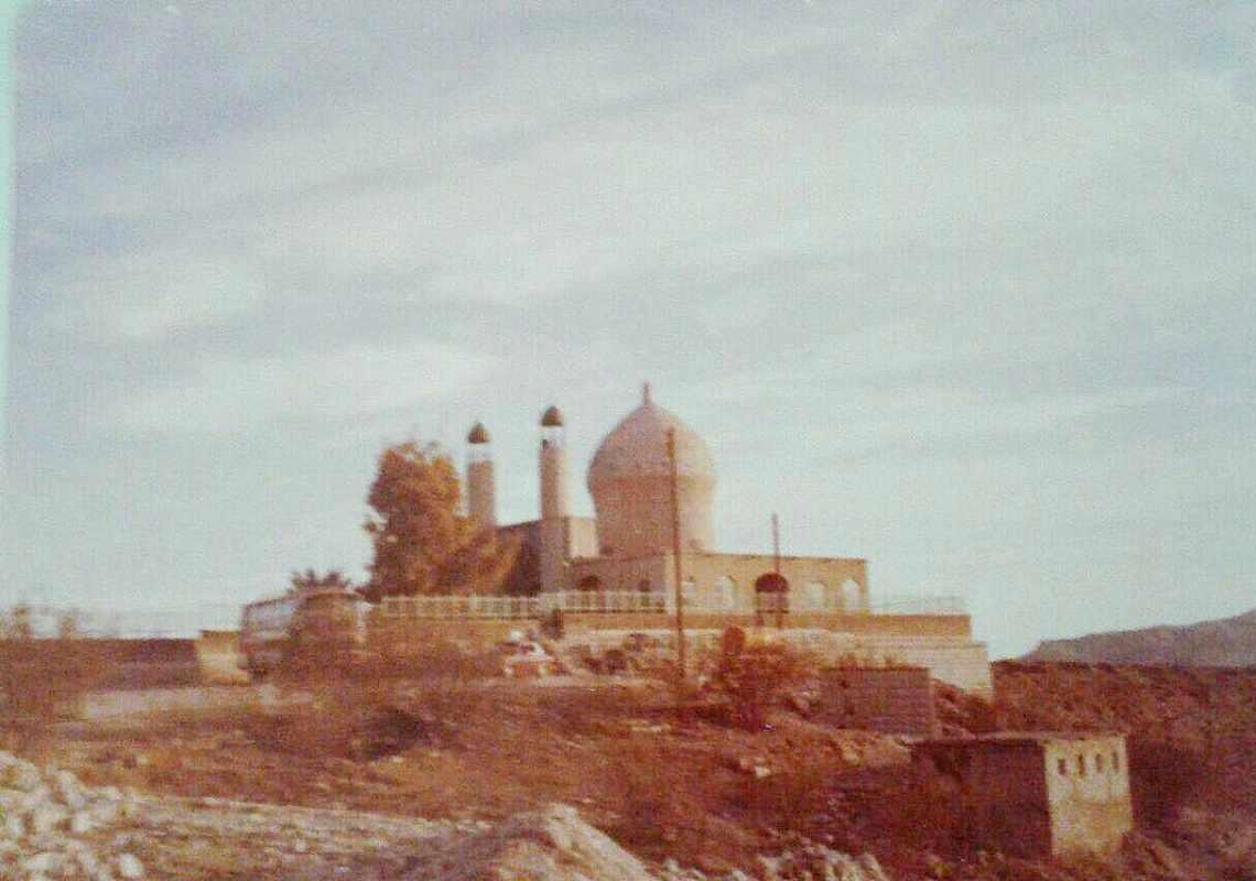 امامزاده علی صالح مهران