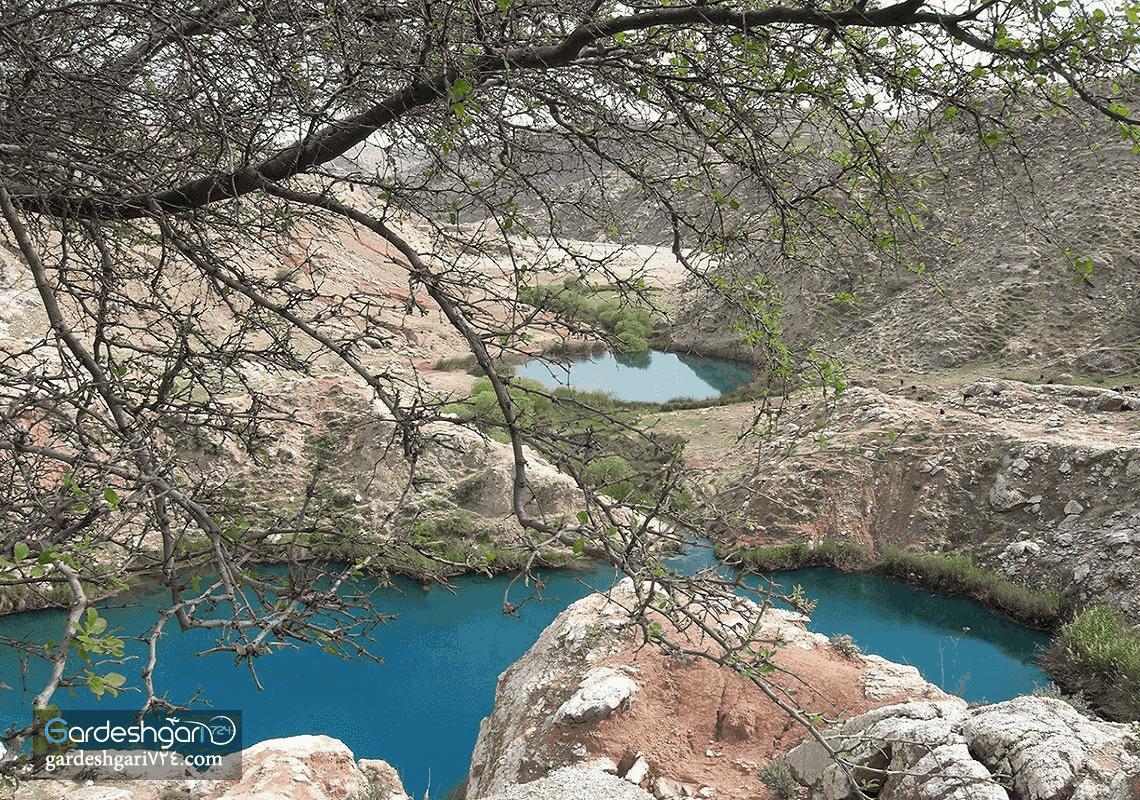 دریاچه دو قلو