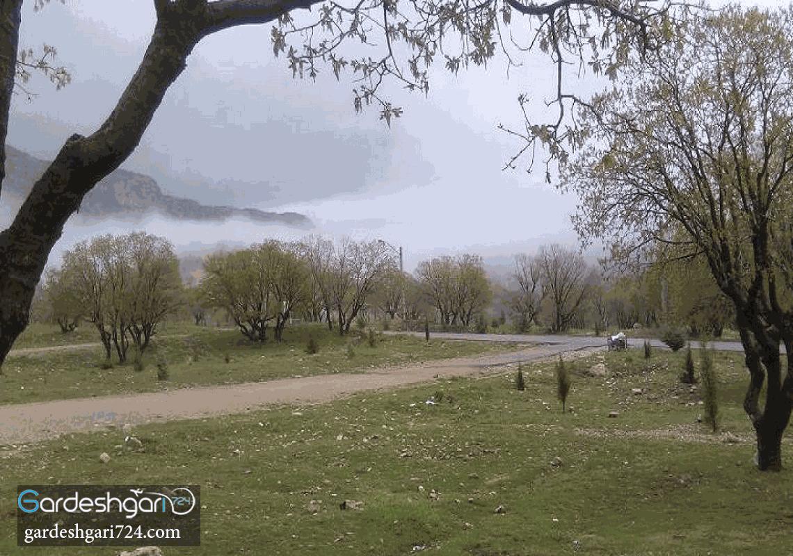 پارک جنگلی چغاسبز