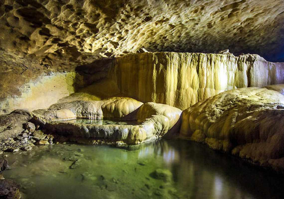 غار بره زرد