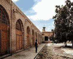 قلعه صمصام السلطنه شهرکرد