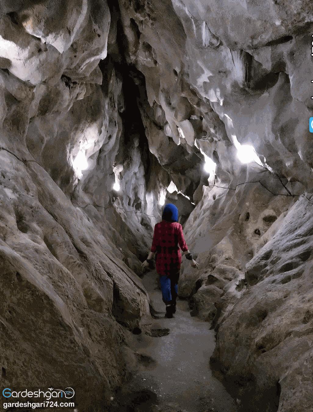 غار آبی سهولان مهاباد کجاست