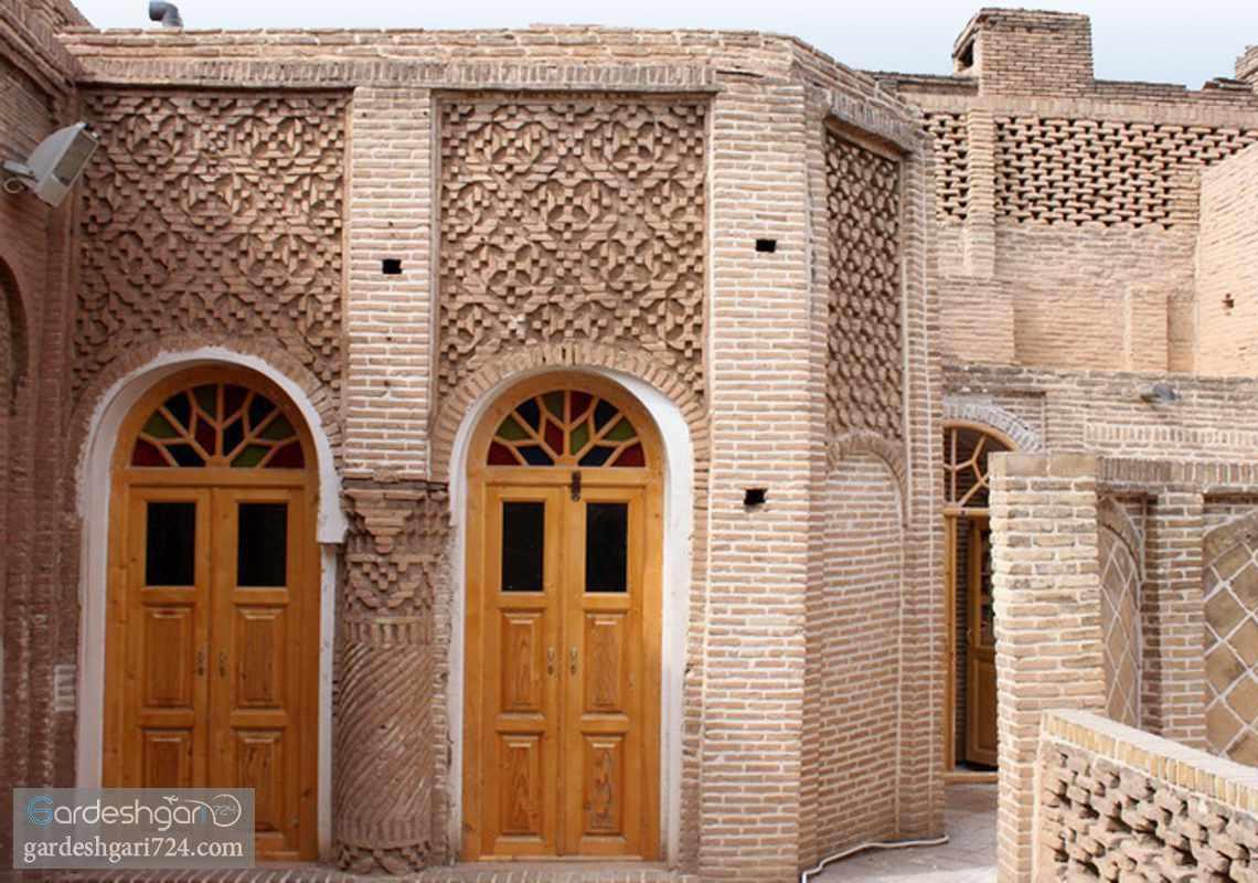 خانه تاریخی سوزنگر